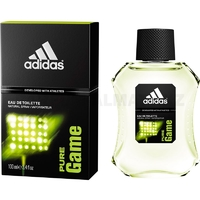 Скидка Adidas - Pure Game - Eau de Toilette - Туалетная вода для мужчин - 100 мл