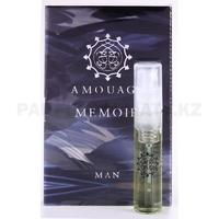 Скидка Amouage - Memoir - Eau de Parfum - Парфюмерная вода для мужчин - Пробник 2 мл