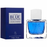 Скидка Antonio Banderas - Blue Seduction - Eau de Toilette - Туалетная вода для мужчин - 50 мл