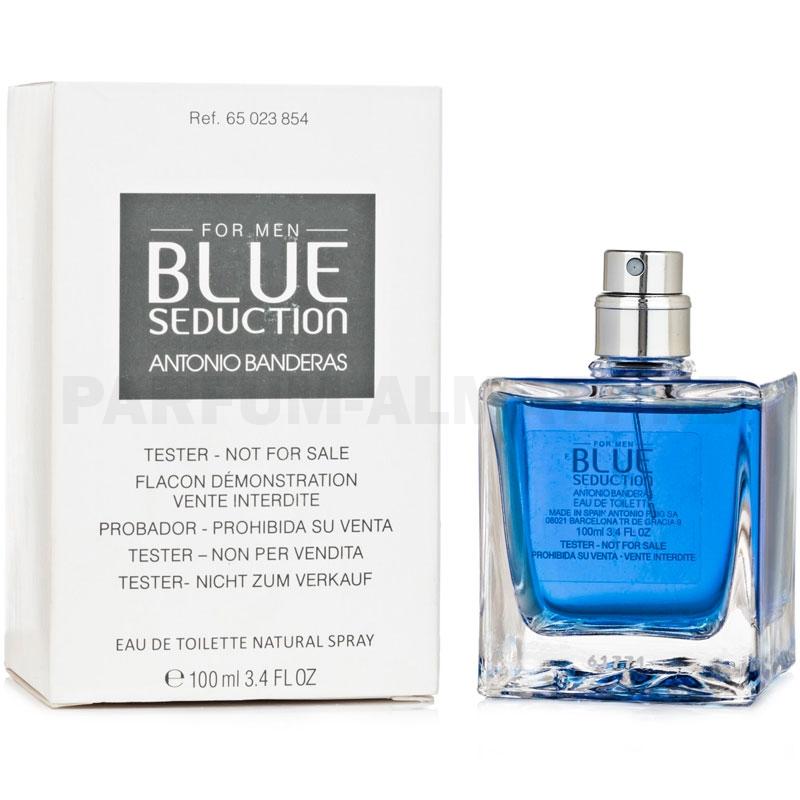 парфюмерия Antonio Banderas Blue Seduction For Men туалетная вода