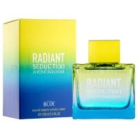 Скидка Antonio Banderas - Radiant Seduction Blue - Eau de Toilette - Туалетная вода для мужчин - 100 мл
