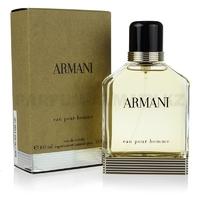 Скидка Armani Giorgio - Eau Pour Homme / 2013 - Eau de Toilette - Туалетная вода для мужчин - 100 мл