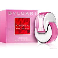 Скидка Bvlgari - Omnia Pink Sapphire - Eau de Toilette - Туалетная вода для женщин - 65 мл