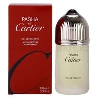 Скидка Cartier - Pasha de Cartier - Eau de Toilette - Туалетная вода для мужчин - 100 мл