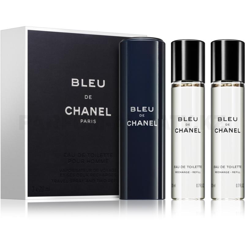 купить онлайн Chanel Bleu De Chanel 100 мл туалетная вода в алматы