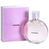 Скидка Chanel Chance Eau Vive (50 мл, Туалетная вода)