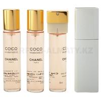 Скидка Chanel Coco Mademoiselle (3 x 20 мл, Туалетная вода)