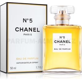 Фото Chanel - No. 5 - Eau de Parfum - Парфюмерная вода для женщин - 50 мл