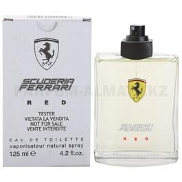 Фото Ferrari - Scuderia Ferrari Red - Eau de Toilette - Туалетная вода для мужчин - Тестер 125 мл
