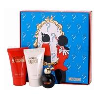 Скидка Moschino - Cheap and Chic - Gift Set - Подарочный набор для женщин - Туалетная вода 4.9 мл + Гель для душа 25 мл + Лосьон для тела 25 мл