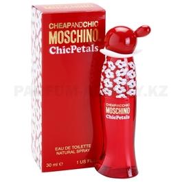 Фото Moschino - Cheap and Chic Chic Petals  - Eau de Toilette - Туалетная вода для женщин - 30 мл