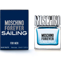 Скидка Moschino Forever Sailing (100 мл, Туалетная вода)