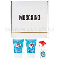 Скидка Moschino - Fresh Couture - Gift Set - Подарочный набор для женщин - Туалетная вода 5 мл + Гель для душа 25 мл + Лосьон для тела  25 мл