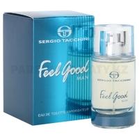 Скидка Sergio Tacchini - Feel Good Man - Eau de Toilette - Туалетная вода для мужчин - 30 мл