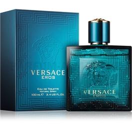 Фото Versace Eros (100 мл, Туалетная вода)
