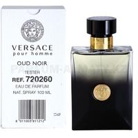 Скидка Versace - Pour Homme Oud Noir - Eau de Parfum - Парфюмерная вода для мужчин - Тестер 100 мл