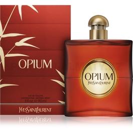 Фото Yves Saint Laurent Opium Pour Femme 2009 (90 мл, Туалетная вода)